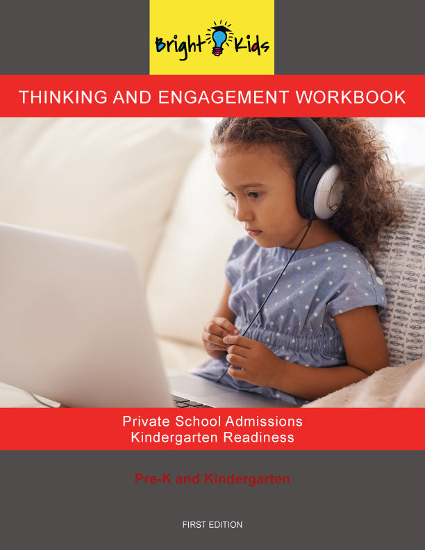 Thinking & Engagement Workbook (Pre-K & Kindergarten)
