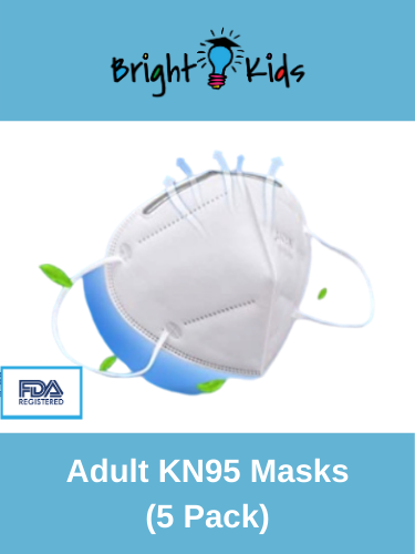 K N 95 Masks (5 Pack)