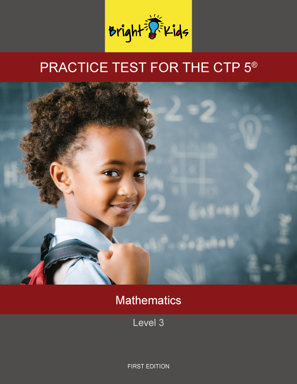CTP-5 Level 3 Mathematics Practice Test