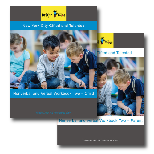NYC Gifted and Talented Workbook II