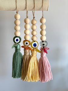 Jewel Tassel Collection