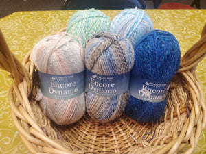 Plymouth Yarn Encore Dynamo
