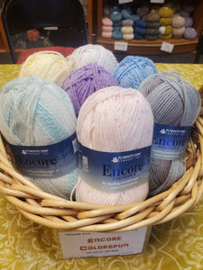 Plymouth Yarn Encore Colorspun Yarn