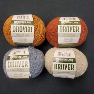 Knitting Fever Queensland Drover