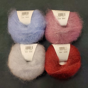 Knitting Fever Lana Gatto Silk Mohair Lux