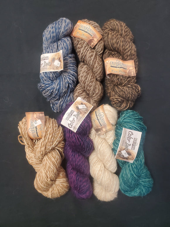 Cascade Yarns Eco Duo-Nancy's Alterations and Yarn Shop