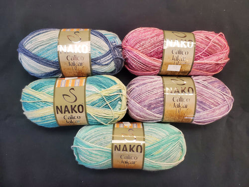 Plymouth Yarns Calico Jakar