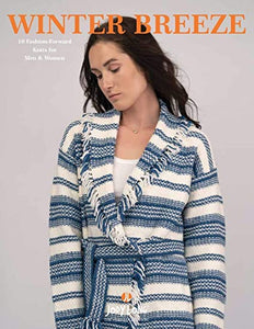 WINTER BREEZE KNITTING PATTERN BOOK BY JODY LONG-Nancy's Alterations and Yarn Shop