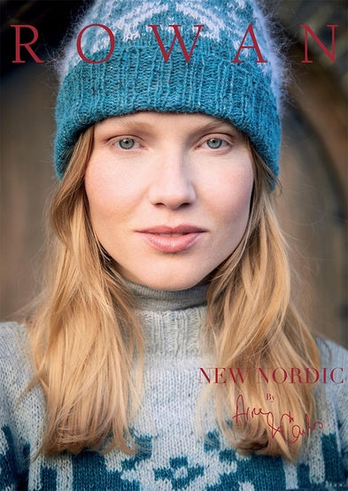 New Nordic Collection from Rowan Yarns