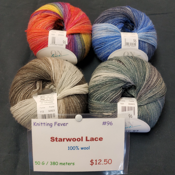 Knitting Fever Online Starwool Lace Color-Nancy's Alterations and Yarn Shop