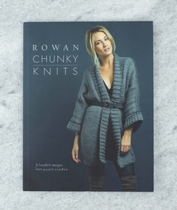 Rowan Chunky Knits Collection by Quail Studio