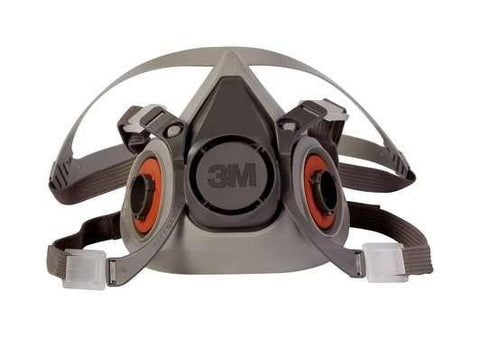 3M 6200 3M 6200 Half Face Mask Reusable Respirator
