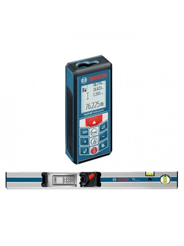 Bosch-measurement 601072301 Bosch  GLM 80 + R 60 Professional
