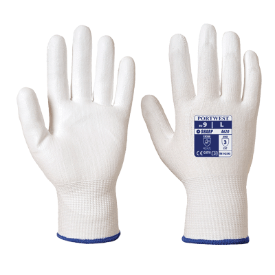 A620 Cut 3 PU Palm Glove