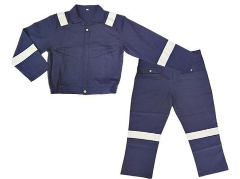 Hulk HK3305-2B HULK WORK JACKET/TROUSER