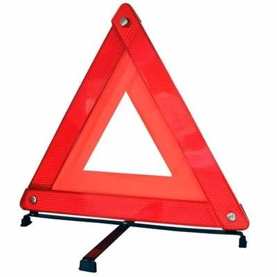 Car Safety RS2601 Reflective Triangular C-Caution