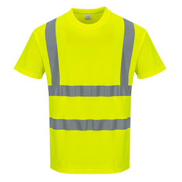 Portwest S170 Cotton Comfort Short Sleeve T-Shirt