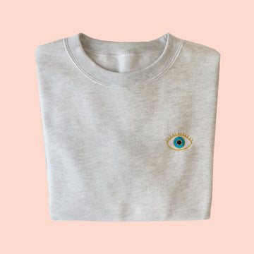 Lucky Eye Sweater