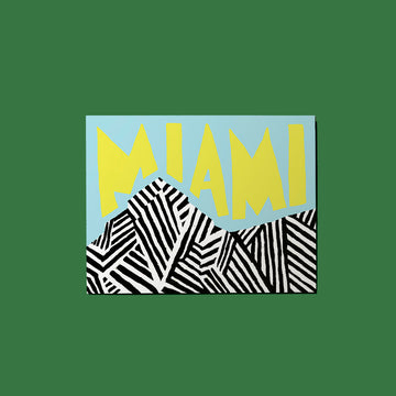 Wynwood Miami Card