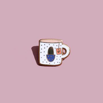 Tea-rific Pin