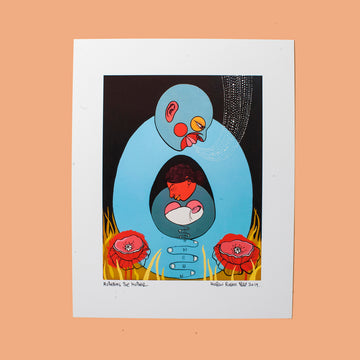Mothering the Mother Print