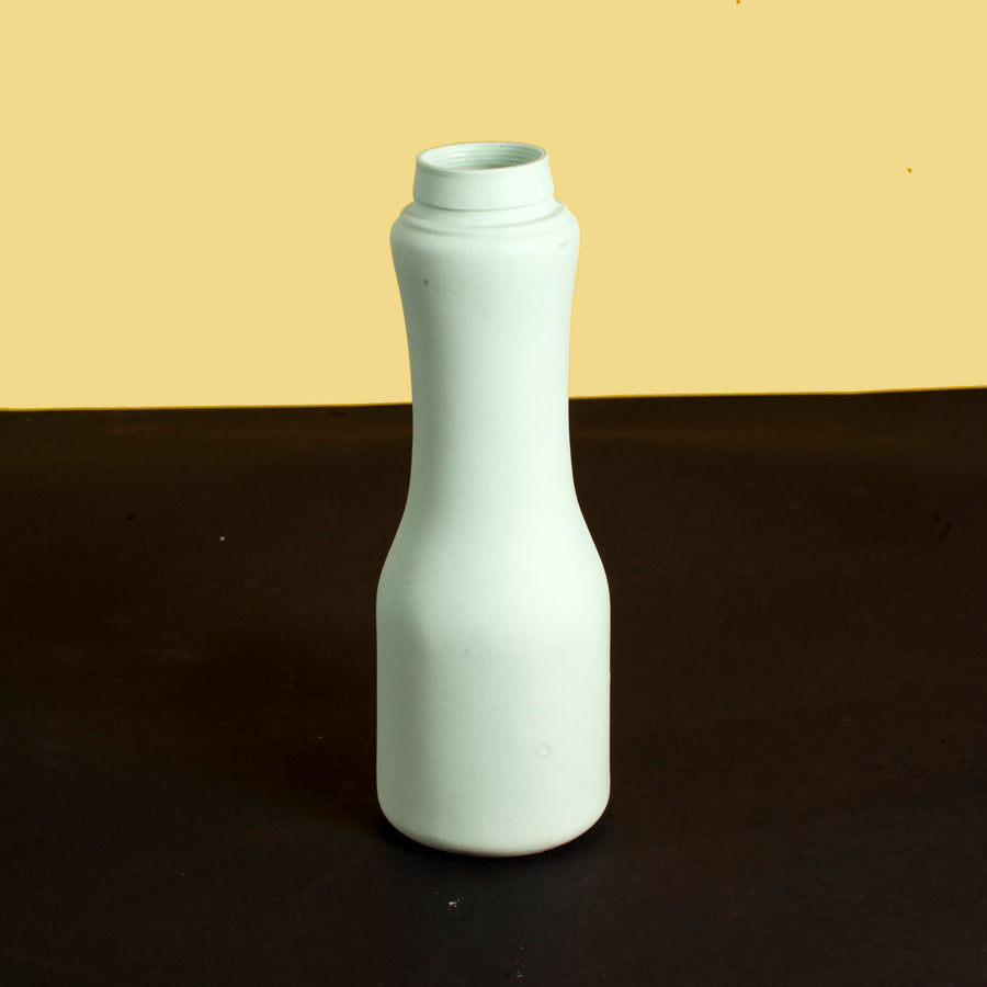Drinkable Yogurt Vase
