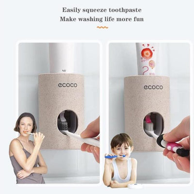 ECOCO ® Smart Automatic Toothpaste Dispenser