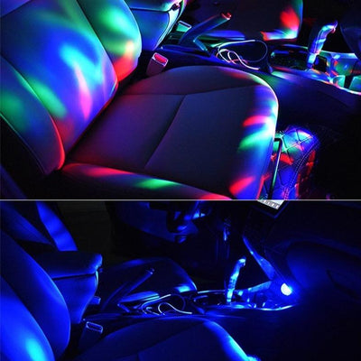 Car Disco Light