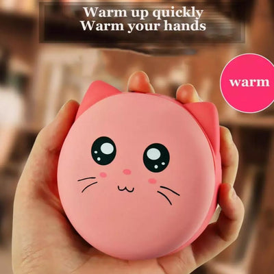 Electric Hands Warmer (Kitty Version)