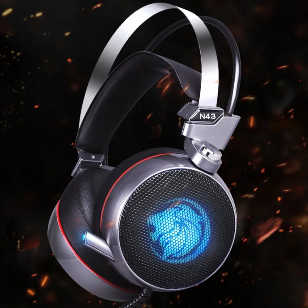 ZAPBOY® GAMING HEADPHONES (WIRED)