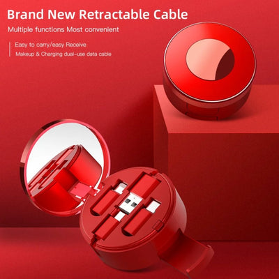 Advanced Retractable Cable Set