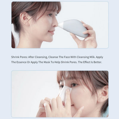 Visual Blackhead Remover & Face Cleaner