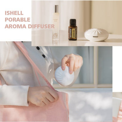 THE AROMATHERAPY SHELL