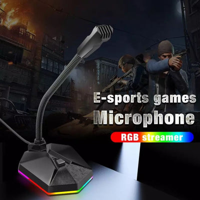 GAMING MICROPHONE (WIRED )