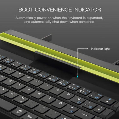 IBENN ® MAX Roll Up Keyboard