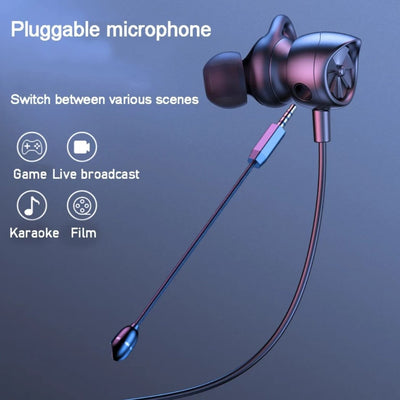 Langsdom® Air Gaming Earphones ( PREMIUM EDITION)