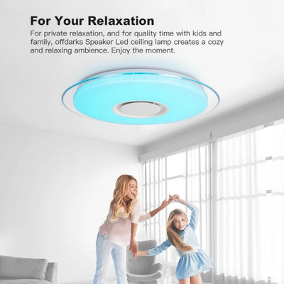 THE SMART CEILING (WITH SPEAKER FUNCTION)