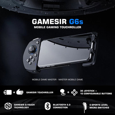 THE GAMESIR® G6S ( LIMITED EDITION)