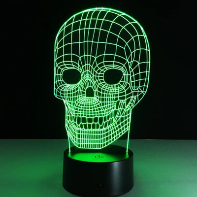 BABYSKULL® HOLOGRAM LAMP ( HALLOWEEN EDITION )