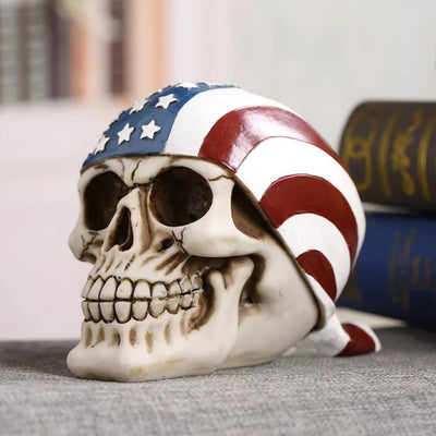 American Mr. Skull ( Halloween Edition )