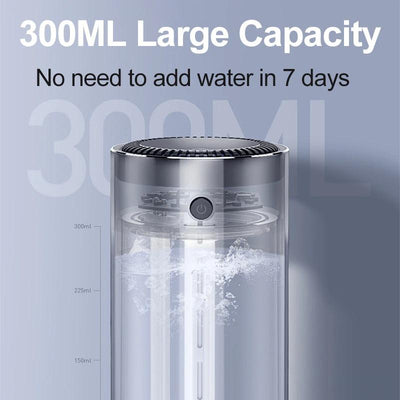 300 millilitres water tank
