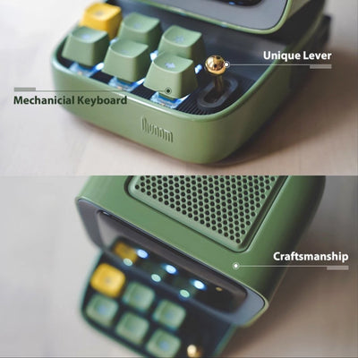 Mechanical Keyboard of the Divoom Ditoo