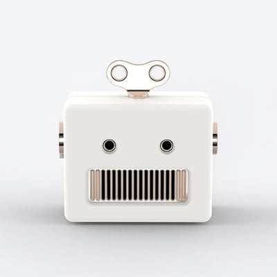 mini bluetooth speaker - white colour