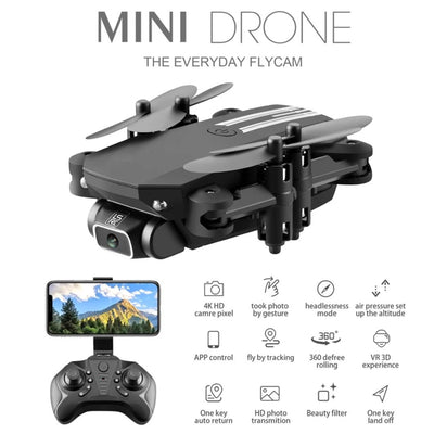 features of the mini drone