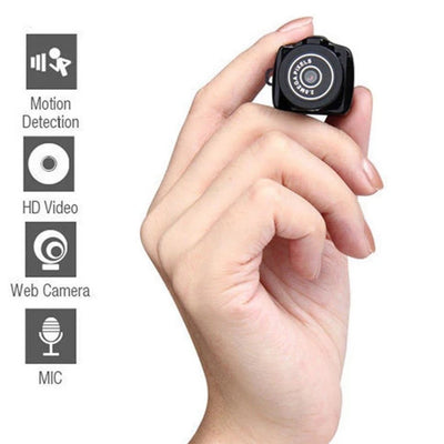 features of the mini spy camera