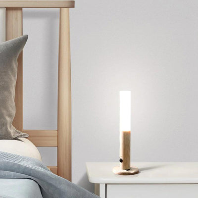 motion sensor indoor light - light brown colour