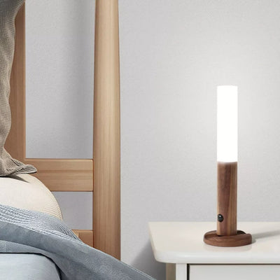 motion sensor indoor light - dark brown colour