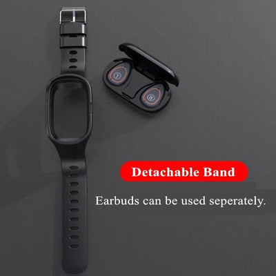 detachable band
