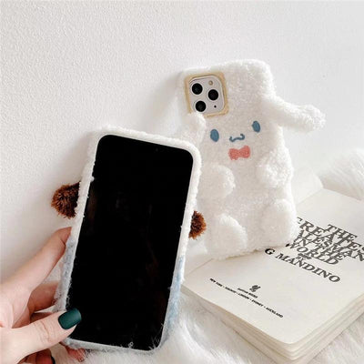 Cinamaroll® Plush Phone Case