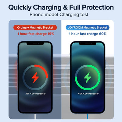 difference between slow charging and fast charging